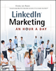 LinkedIn Marketing: An Hour a Day (1118358708) cover image