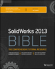 Solidworks 2013 Bible (1118508408) cover image