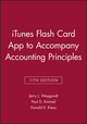 iTunes Flash Card App to accompany Accounting Principles, 11e (1118586808) cover image