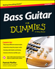 Bass Guitar For Dummies, Book + Online Video & Audio Instruction, 3rd Edition (1118748808) cover image