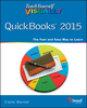 Teach Yourself VISUALLY QuickBooks 2015 (1118915208) cover image