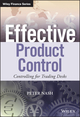 Effective Product Control: Controlling for Trading Desks (1118939808) cover image