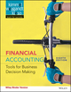 Financial Accounting: Tools for Business Decision Making, Binder Ready Version, 8th Edition (1118953908) cover image