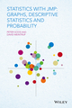 Statistics with JMP: Graphs, Descriptive Statistics and Probability (1119035708) cover image
