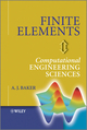 Finite Elements: Computational Engineering Sciences (1119940508) cover image