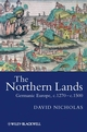 The Northern Lands: Germanic Europe, c.1270 - c.1500 (1405100508) cover image
