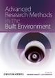 Advanced Research Methods in the Built Environment (1405161108) cover image