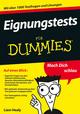 Eignungstests für Dummies (3527643508) cover image