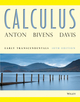 Calculus Early Transcendentals, 10th Edition (EHEP002008) cover image