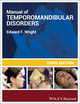 Manual of Temporomandibular Disorders, 3rd Edition (EHEP003108) cover image