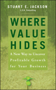 Where Value Hides: A New Way to Uncover Profitable Growth For Your Business (0470009209) cover image