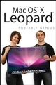 Mac OS X Leopard Portable Genius (0470417609) cover image