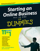 Starting an Online Business All-in-One Desk Reference For Dummies, 2nd Edition (0470483709) cover image