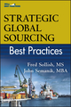 Strategic Global Sourcing Best Practices (0470494409) cover image