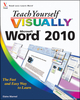 Teach Yourself VISUALLY Word 2010 (0470566809) cover image