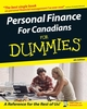Personal Finance For Canadians For Dummies, 4th Edition (0470676809) cover image