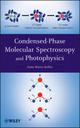 Condensed-Phase Molecular Spectroscopy and Photophysics (0470946709) cover image