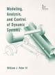 Modeling, Analysis, and Control of Dynamic Systems, 2nd Edition (0471073709) cover image