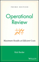 Operational Review: Maximum Results at Efficient Costs, 3rd Edition