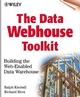 The Data Webhouse Toolkit: Building the Web-Enabled Data Warehouse (0471376809) cover image
