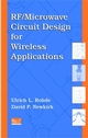 RF/Microwave Circuit Design for Wireless Applications (0471463809) cover image
