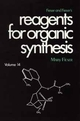 Fieser and Fieser's Reagents for Organic Synthesis, Volume 14 (0471504009) cover image