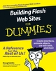 Building Flash Web Sites For Dummies (0471792209) cover image