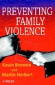 Preventing Family Violence (0471941409) cover image