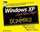 Windows XP Just the Steps For Dummies (0764574809) cover image