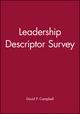 Leadership Descriptor Survey (0787963909) cover image