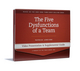 Five Dysfunctions of a Team Video Presentation (0976309009) cover image