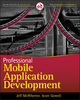 Professional Mobile Application Development (1118203909) cover image