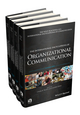 The International Encyclopedia of Organizational Communication, 4 Volume Set (1118955609) cover image