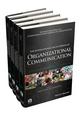 The International Encyclopedia of Organizational Communication, 4 Volume Set (1118955609) cover image