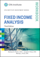 Fixed Income Analysis Workbook, 3rd Edition (1118999509) cover image