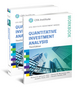 Quantitative Investment Analysis, Book and Workbook Set, 3rd Edition (1119135109) cover image