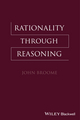 Rationality Through Reasoning (1405117109) cover image