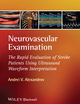 Neurovascular Examination: The Rapid Evaluation of Stroke Patients Using Ultrasound Waveform Interpretation (1405185309) cover image