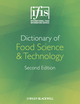 IFIS Dictionary of Food Science and Technology, 2nd Edition (1405187409) cover image