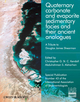 Quaternary Carbonate and Evaporite Sedimentary Facies and Their Ancient Analogues: A Tribute to Douglas James Shearman (Special Publication 43 of the IAS) (1444339109) cover image