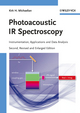 Photoacoustic IR Spectroscopy: Instrumentation, Applications and Data Analysis, 2nd, Revised and Enlarged Edition (3527409009) cover image
