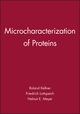 Microcharacterization of Proteins (3527615709) cover image