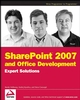SharePoint 2007 and Office Development Expert Solutions (047009740X) cover image