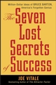 The Seven Lost Secrets of Success: Million Dollar Ideas of Bruce Barton, America's Forgotten Genius (047010810X) cover image