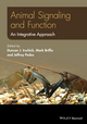 Animal Signaling and Function: An Integrative Approach (047054600X) cover image