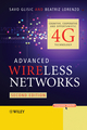 Advanced Wireless Networks: Cognitive, Cooperative & Opportunistic 4G Technology, 2nd Edition (047074250X) cover image