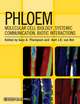 Phloem: Molecular Cell Biology, Systemic Communication, Biotic Interactions (047095860X) cover image