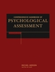 Comprehensive Handbook of Psychological Assessment, 4 Volume Set (047141610X) cover image