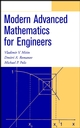Modern Advanced Mathematics for Engineers (047141770X) cover image