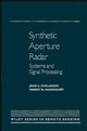 Synthetic Aperture Radar: Systems and Signal Processing (047185770X) cover image